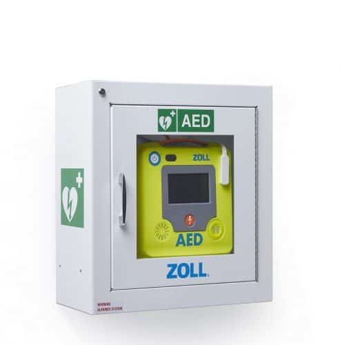 Zoll AED 3 Wall Cabinet